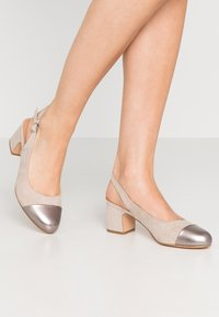 Anna Field - Tacones - taupe - 0