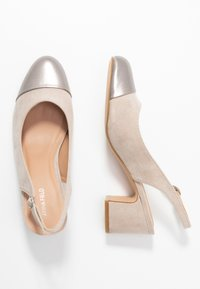 Anna Field - Tacones - taupe - 3