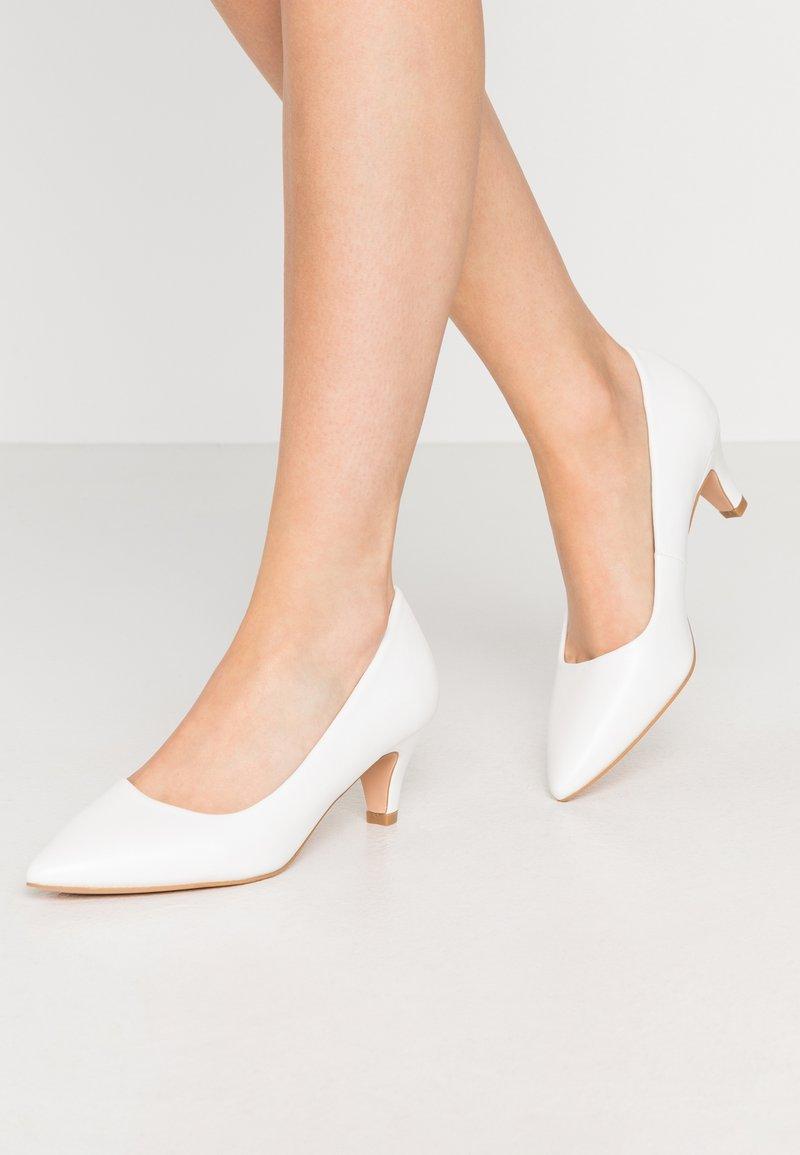Anna Field - Klassiske pumps - white
