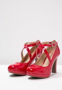 Anna Field - Classic heels - red - 3