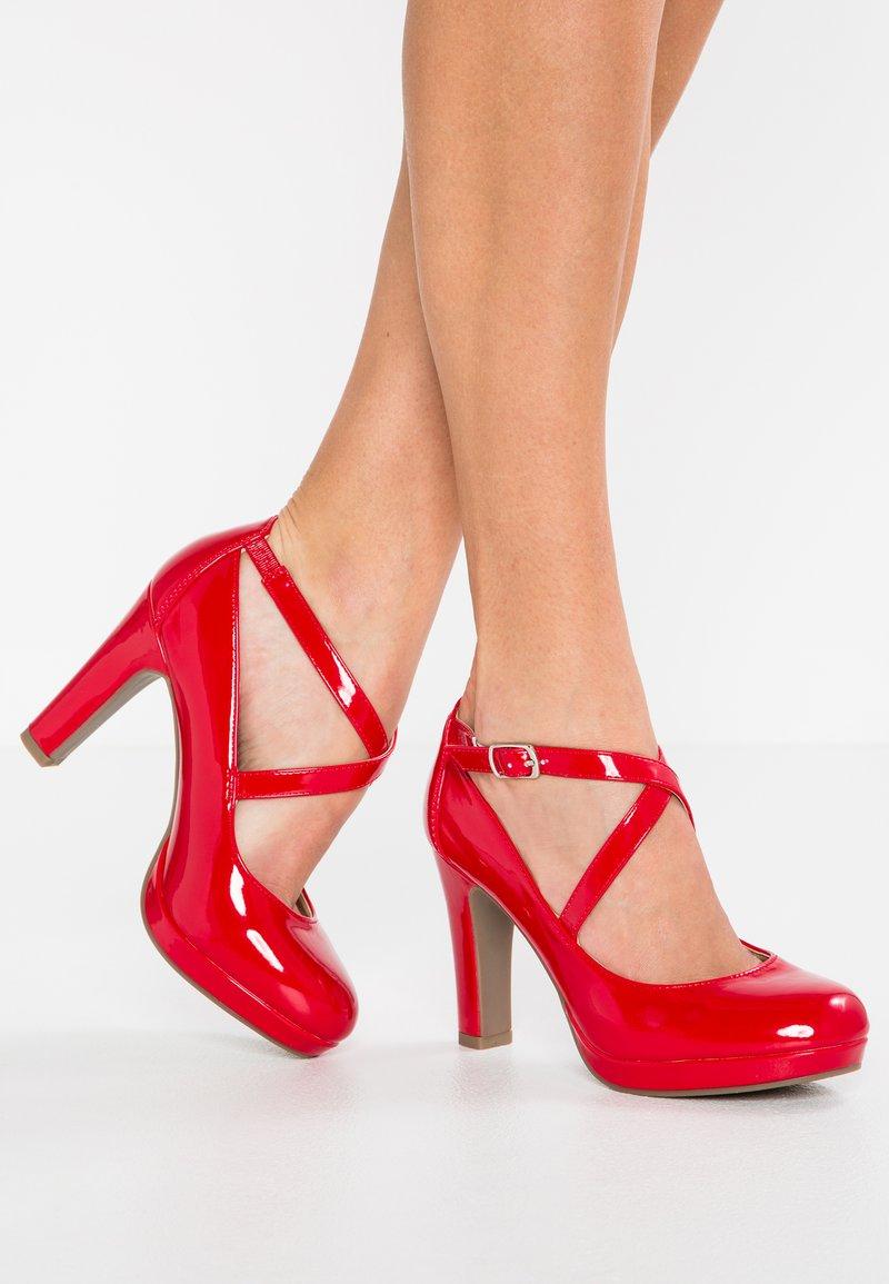 Anna Field - Classic heels - red