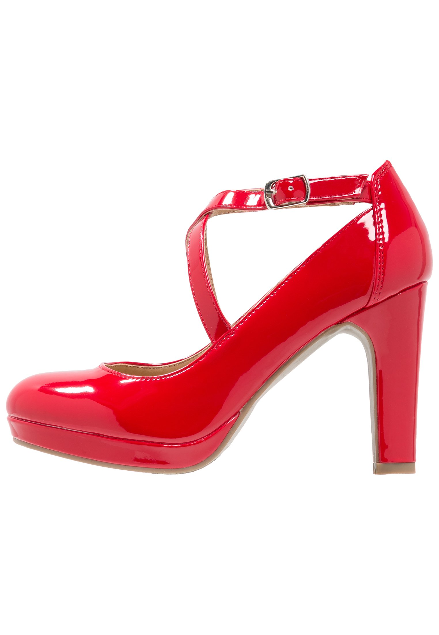 Anna Field Escarpins - red