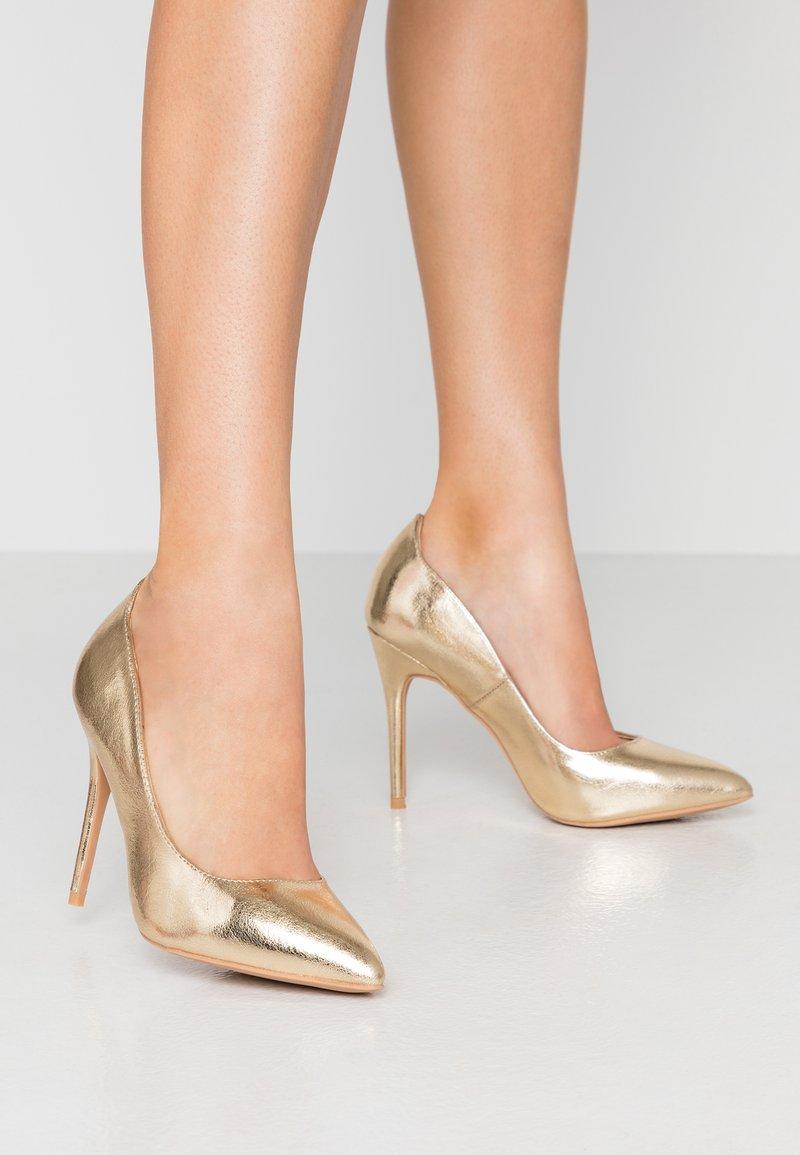 Anna Field - High heels - gold