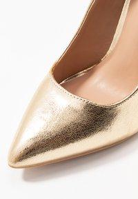 Anna Field - High heels - gold - 2