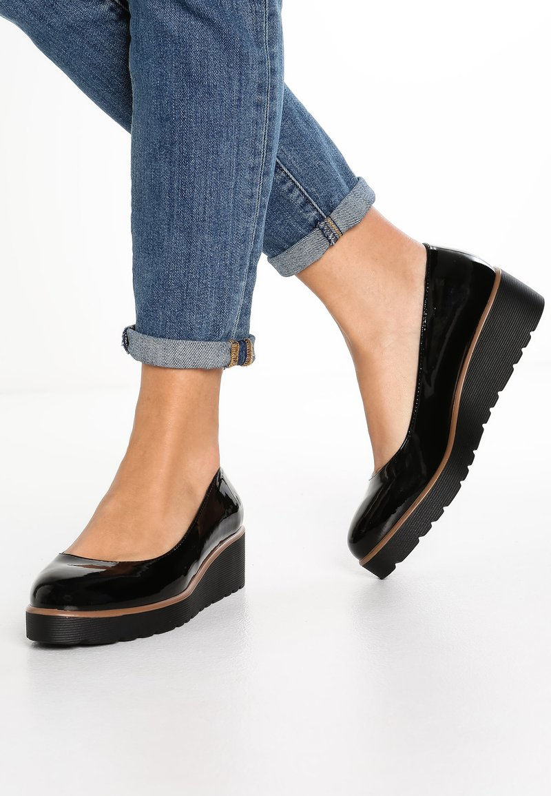 Anna Field - Platform heels - black