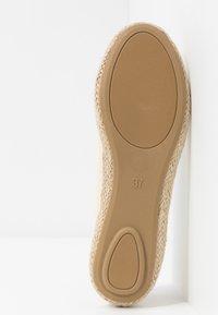 Anna Field - Loafers - beige - 6