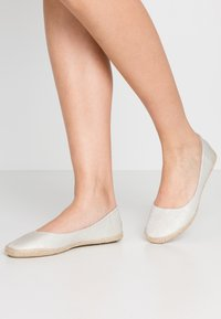 Anna Field - Loafers - silver - 0