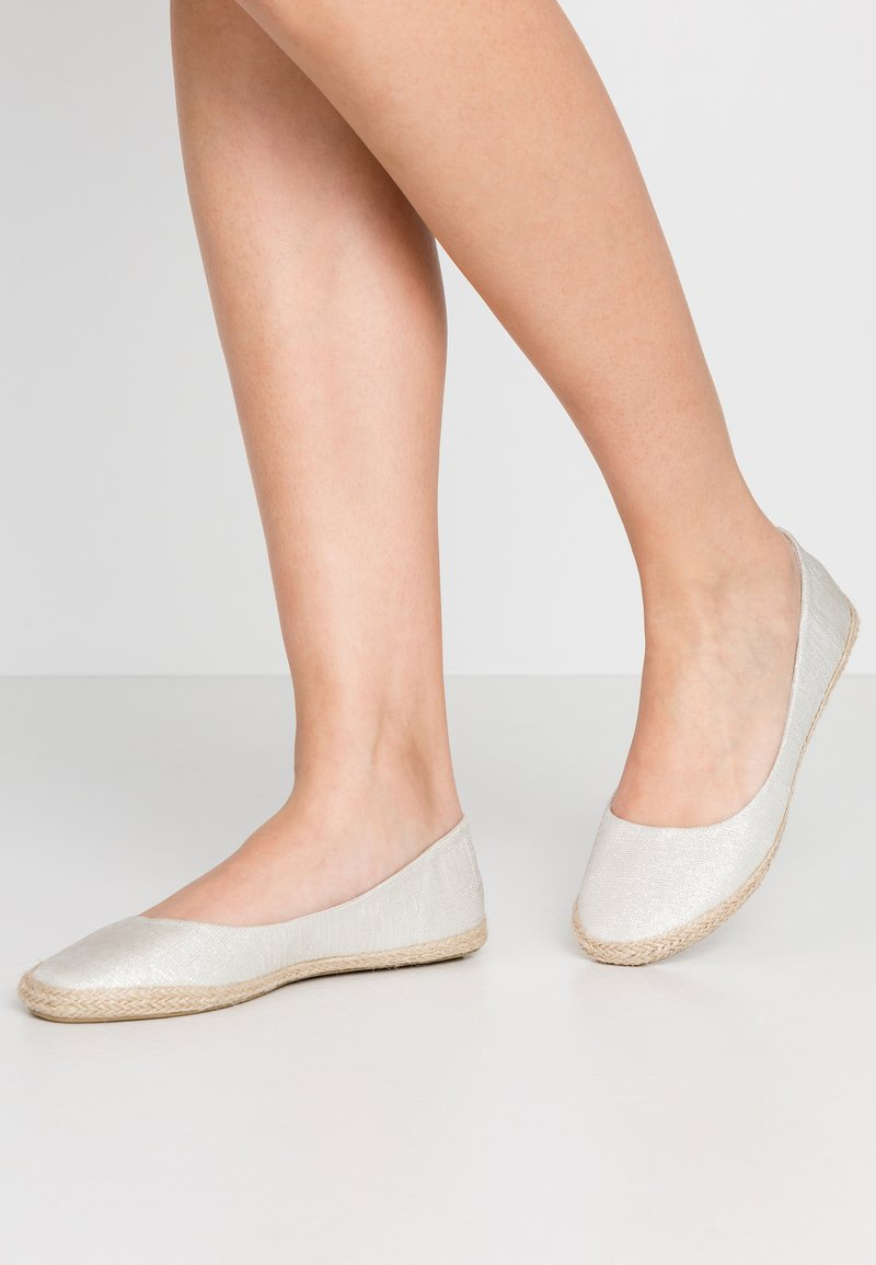 Anna Field - Loafers - silver