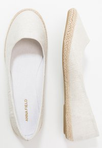 Anna Field - Loafers - silver - 3