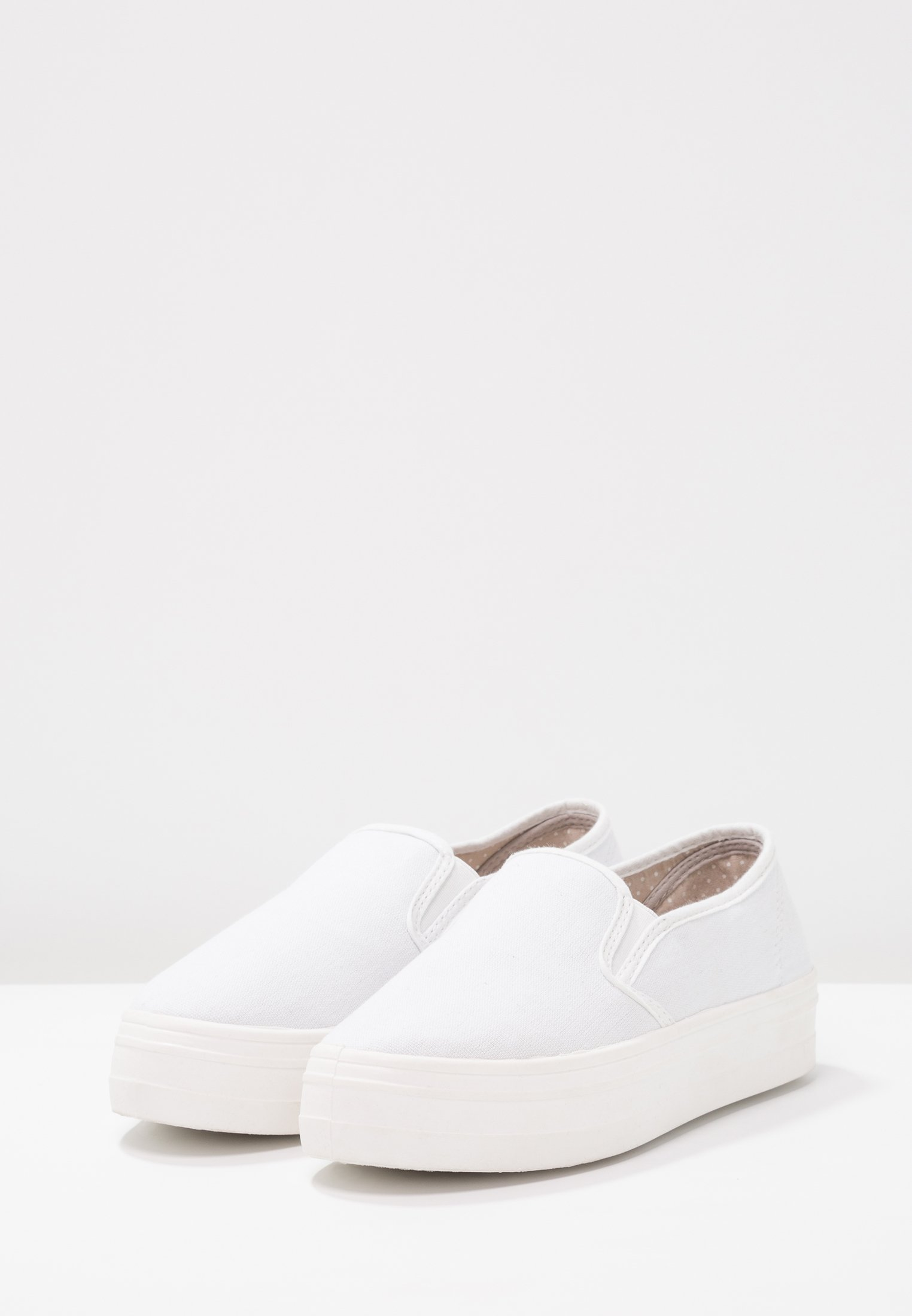 Anna Field Mocassins - white