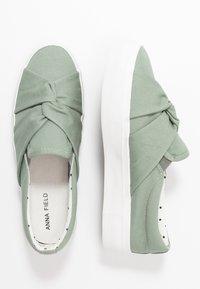 Anna Field - Slippers - mint - 3
