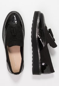 Anna Field - Slippers - black - 3