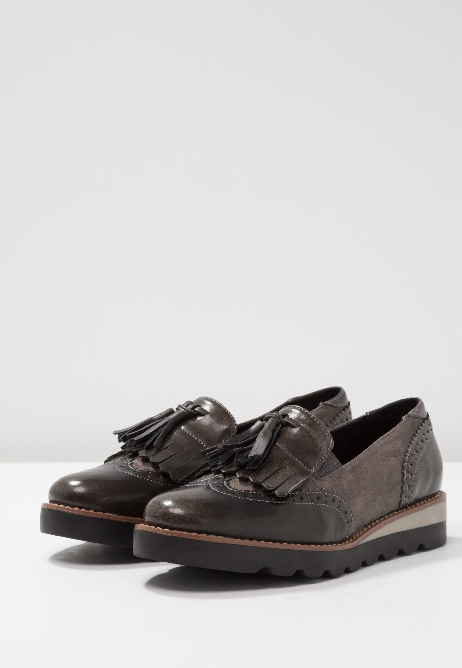 Anna Field Slippers - grey