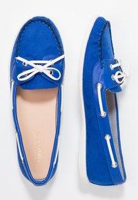 Anna Field - Boat shoes - dark blue - 3