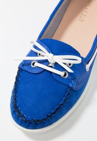 Anna Field - Boat shoes - dark blue - 2