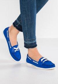 Anna Field - Boat shoes - dark blue - 0