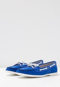Anna Field - Boat shoes - dark blue - 4