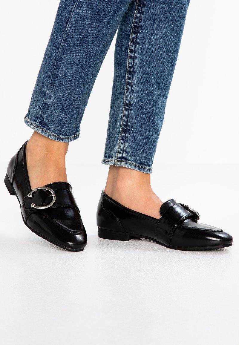 Anna Field - Nazouvací boty - black