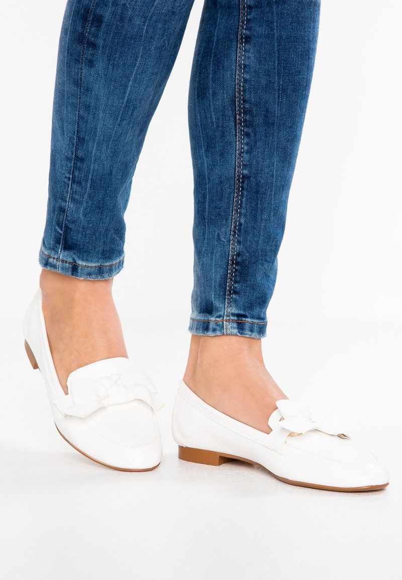 Anna Field - Slipper - white