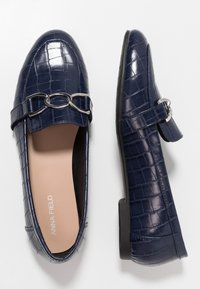 Anna Field - Mocassins - dark blue - 3