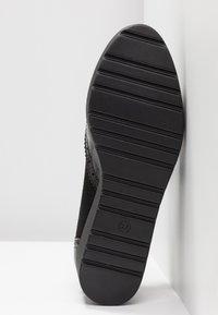 Anna Field - Scarpe senza lacci - black - 6