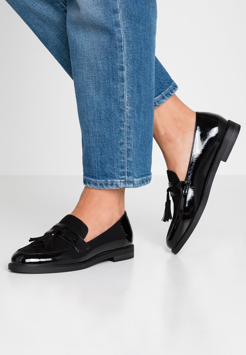Anna Field - Slip-ons - black