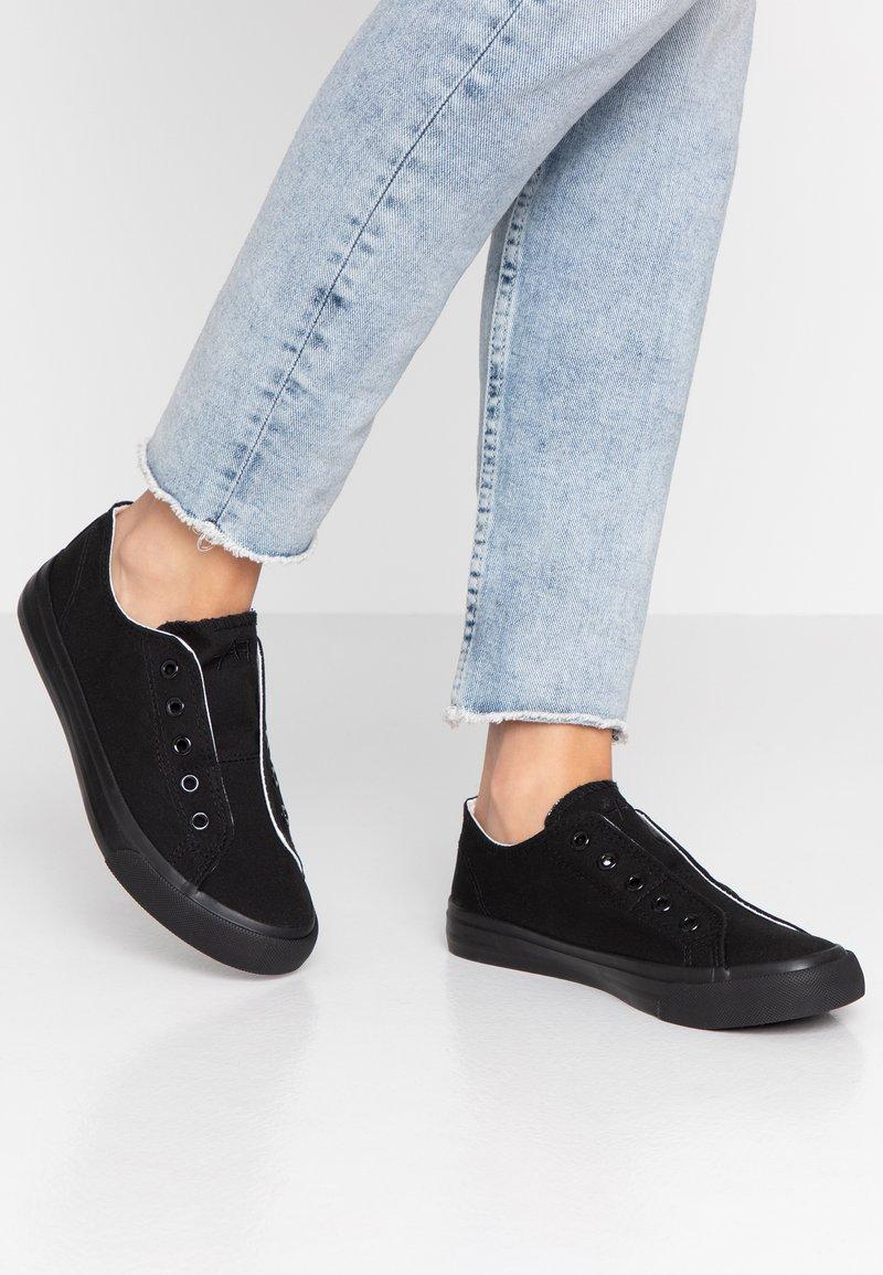 Anna Field - Slippers - black