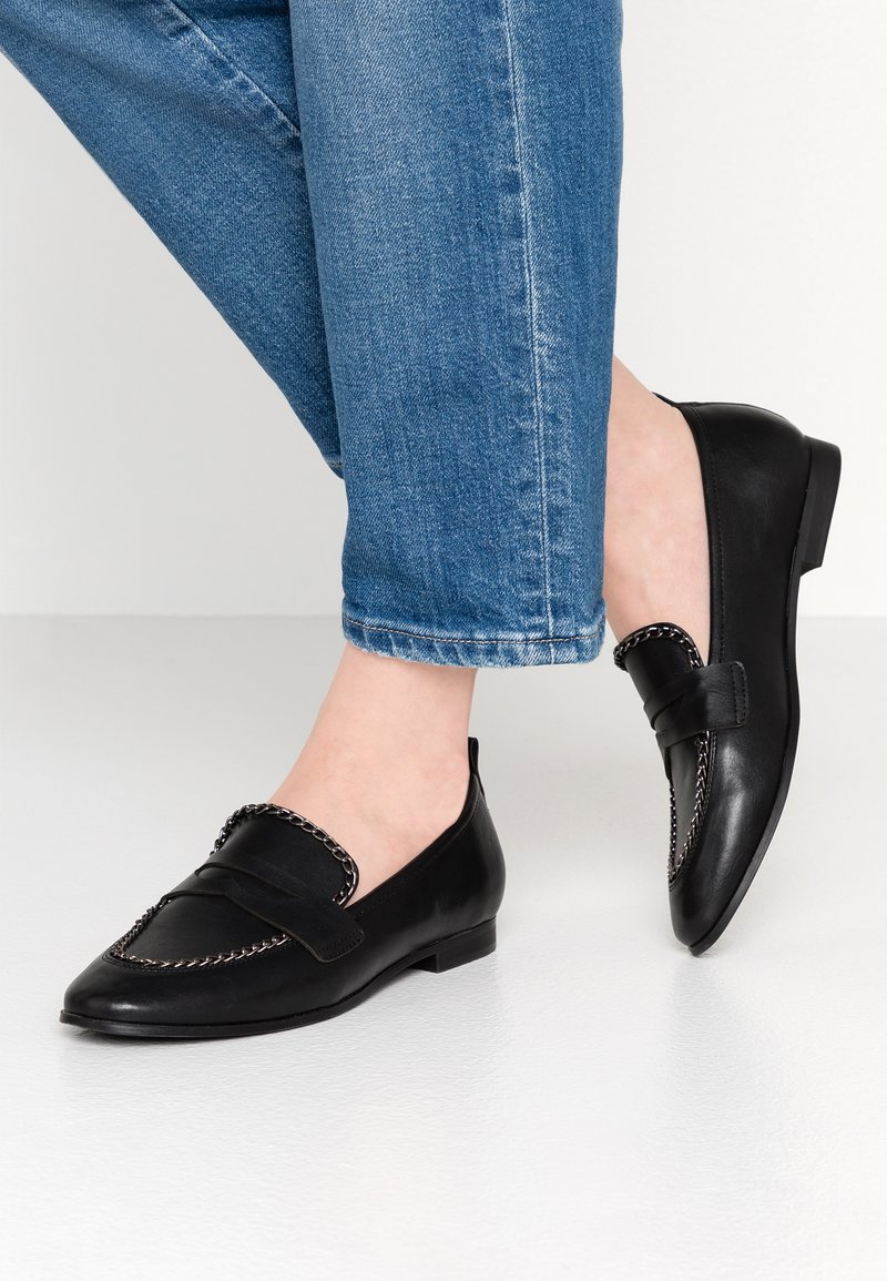 Anna Field - Mocassins - black