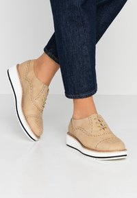 Anna Field - Zapatos de vestir - beige - 0