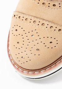 Anna Field - Zapatos de vestir - beige - 2