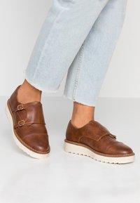 Anna Field - Loafers - cognac - 0