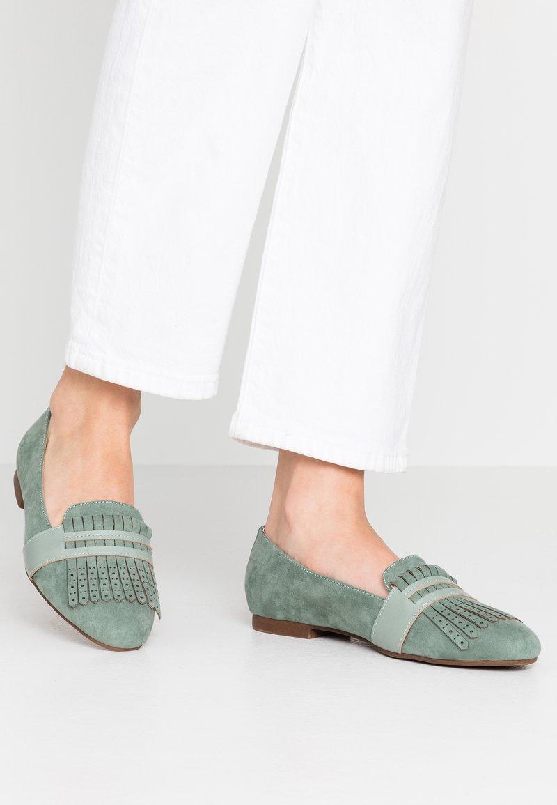 Anna Field - Scarpe senza lacci - mint