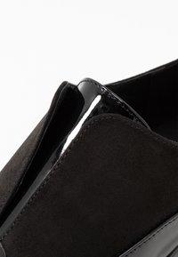 Anna Field - Slippers - black - 2