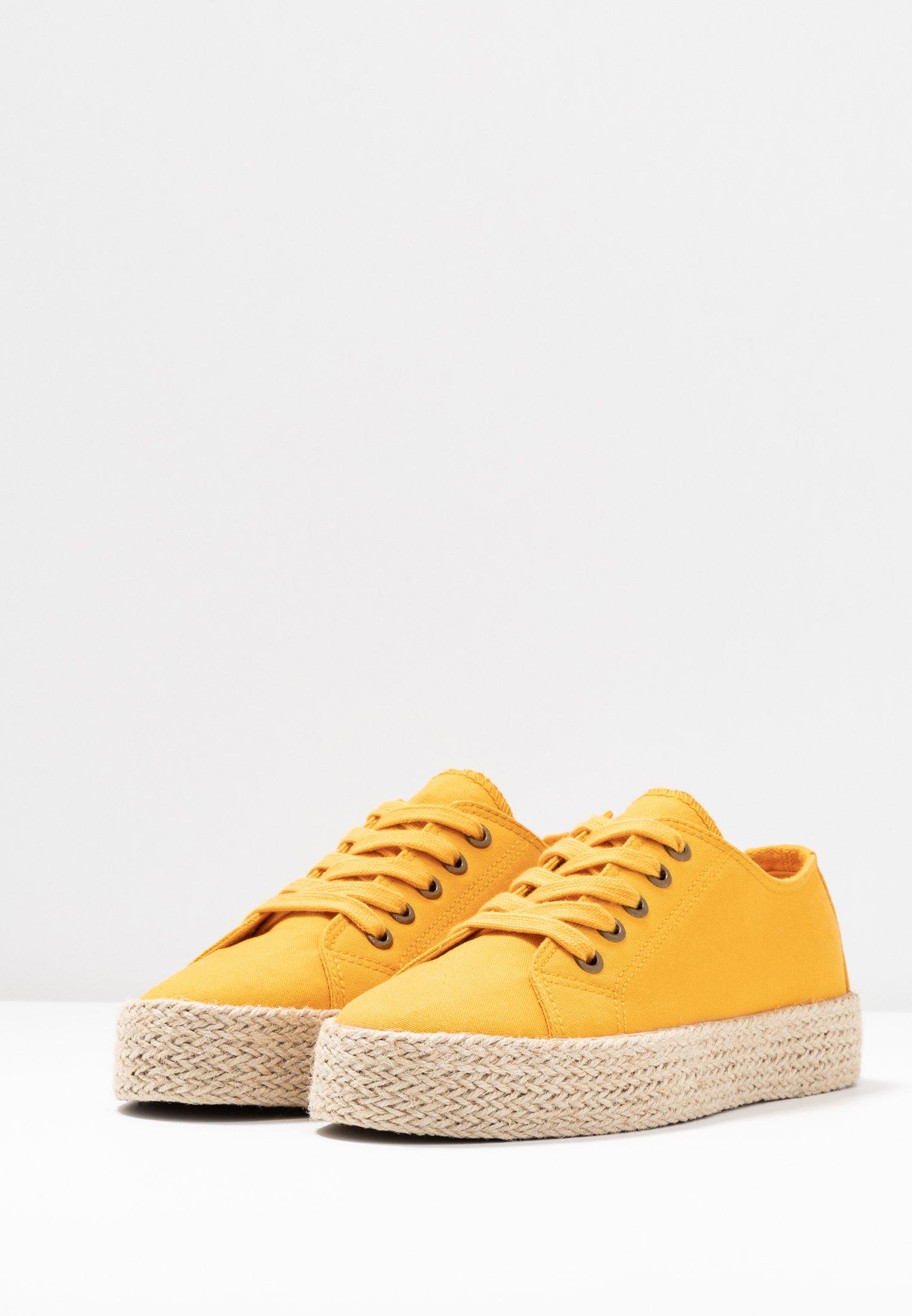 Anna Field Espadryle - yellow