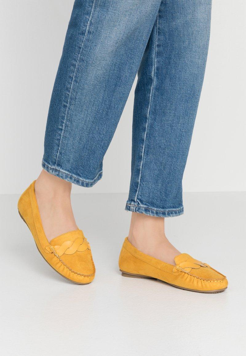 Anna Field - Slip-ons - yellow