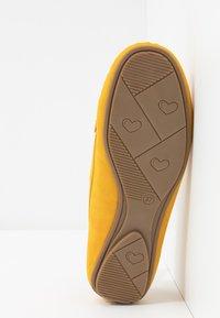 Anna Field - Slip-ons - yellow - 6