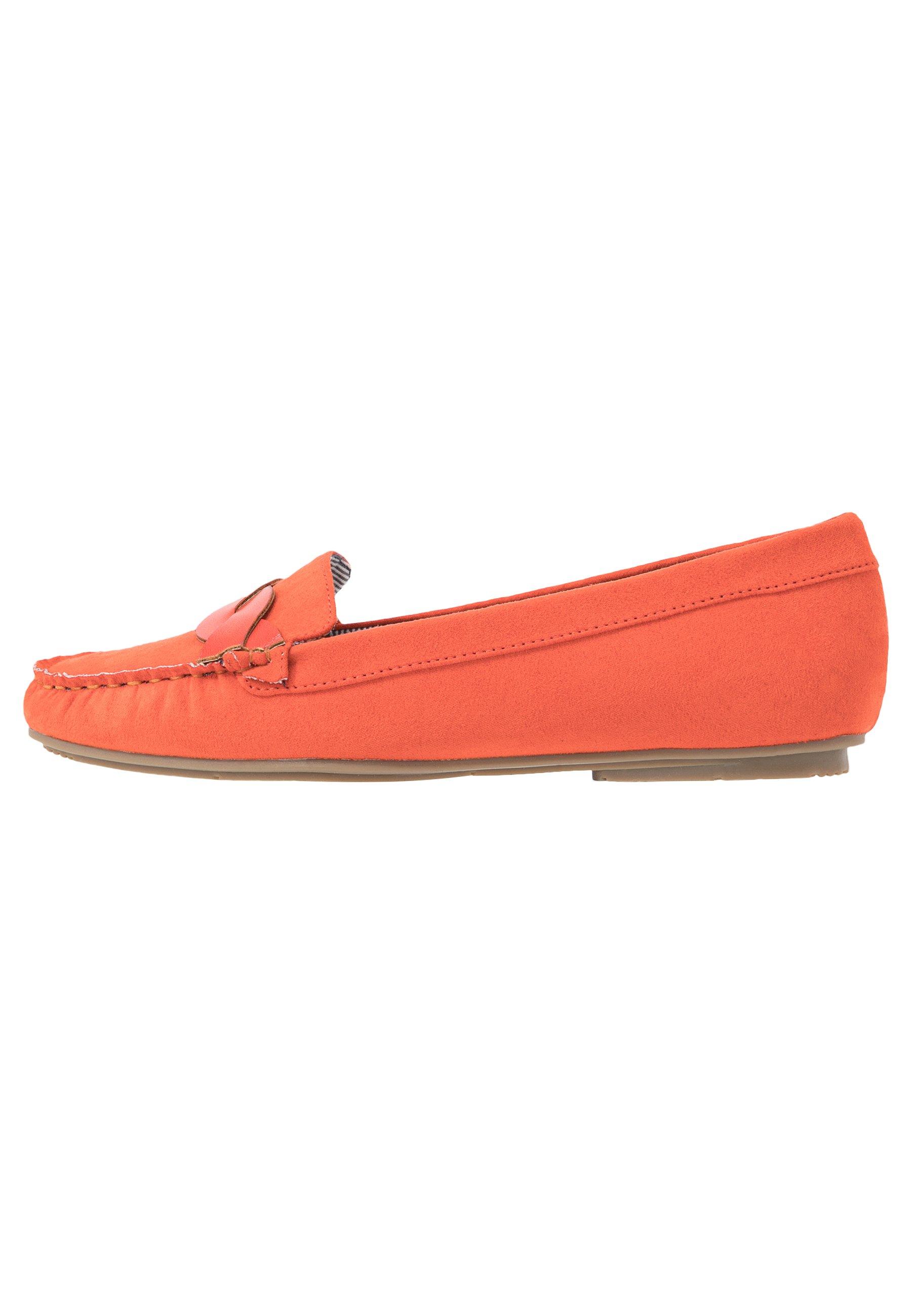 Anna Field Półbuty wsuwane - orange