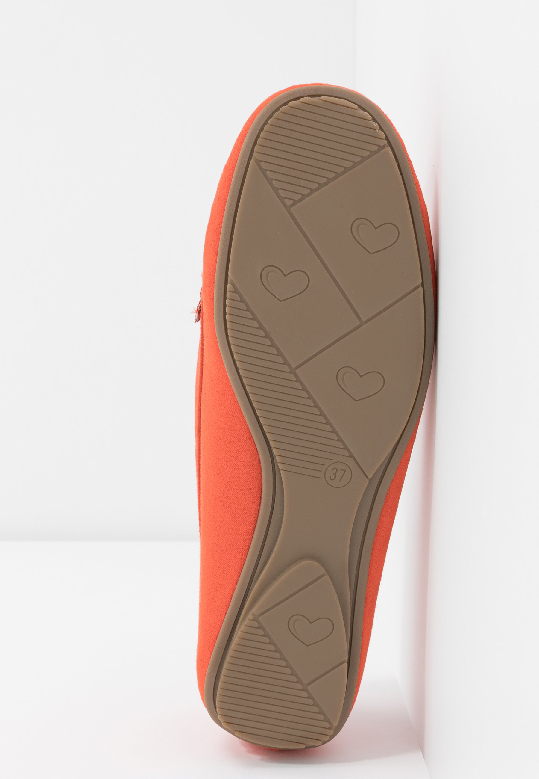 Anna Field Slip-ons - orange