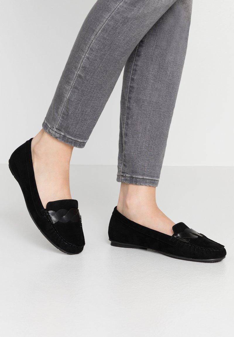 Anna Field - Scarpe senza lacci - black