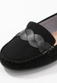 Anna Field - Scarpe senza lacci - black - 2