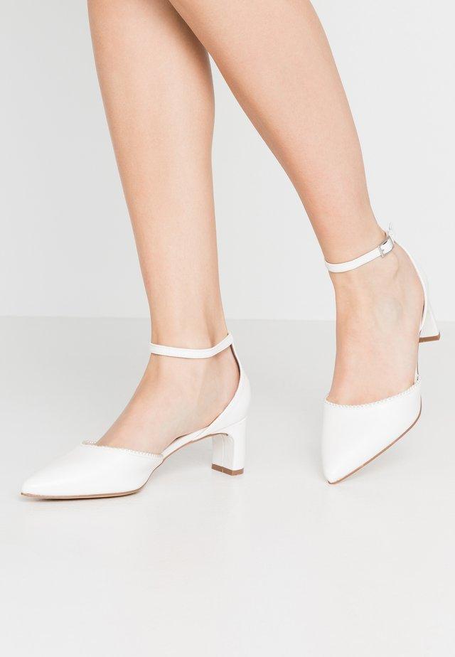 Zapatos de novia - white