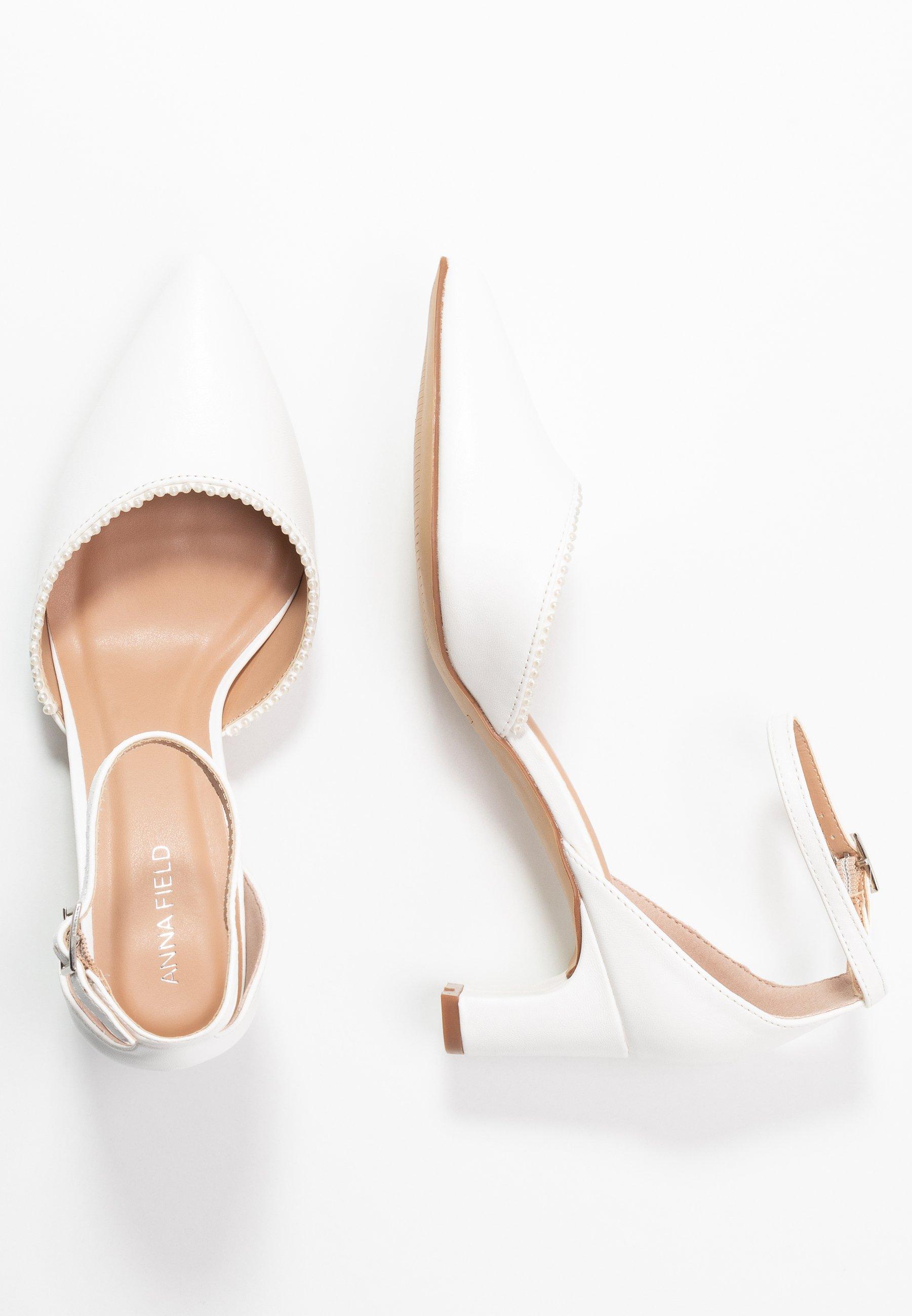Anna Field Chaussures de mariée - white