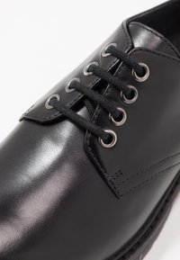 Anna Field - LEATHER - Lace-ups - black - 2