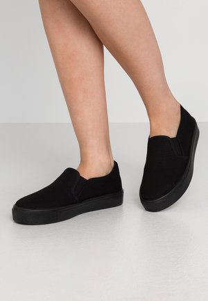 Mocasines - black