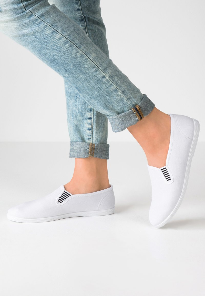 Anna Field - Slippers - white