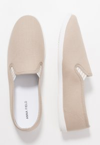 Anna Field - Slippers - light grey - 1