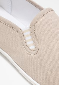 Anna Field - Slippers - light grey - 5