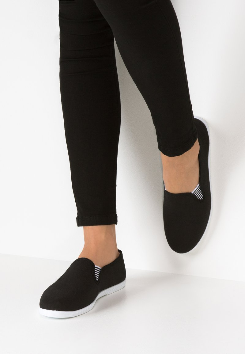 Anna Field - Slipper - black