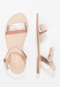 Anna Field - Sandals - rose gold - 2