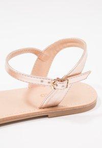 Anna Field - Sandals - rose gold - 6